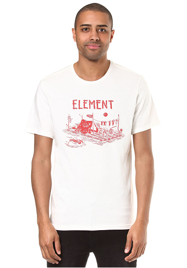 Element River Dreams - Camiseta para Hombres - Blanco