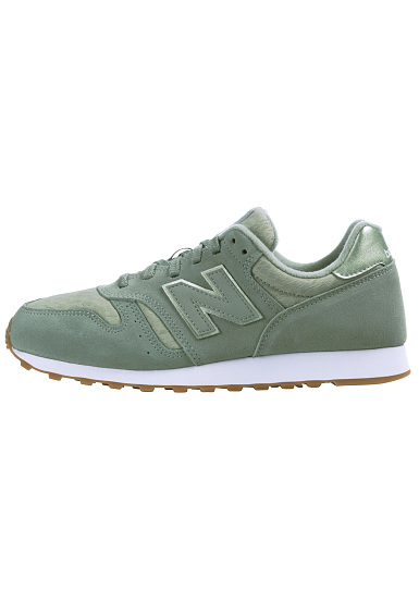 new balance dames green