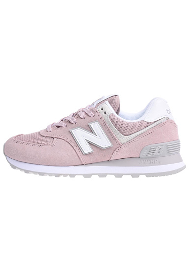 NEW BALANCE WL574 B - Sneakers for Women - Pink