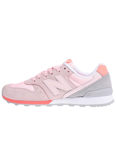 c33e28a7fa46 NEW BALANCE WR996 D - Baskets pour Femme - Rose - Planet Sports