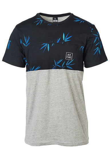 Rip Curl Busy Surf Day - Camiseta para Hombres - Negro