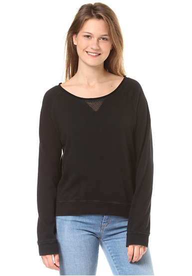 BILLABONG She is Morning - Sudadera para Mujeres - Negro