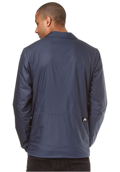 grande sconto di vendita dove posso comprare prezzo più economico NIKE SB Shield Coaches - Jacket for Men - Blue - Planet Sports