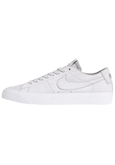 new products 98b36 69baa NIKE SB Zoom Blazer Low Decon - Baskets pour Homme - Gris