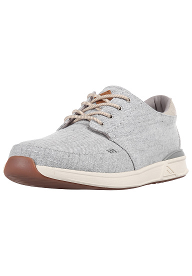 Reef Rover Low Tx Baskets pour Homme Gris