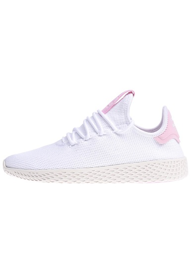 ADIDAS ORIGINALS Pharrell Williams Tennis Hu - Sneaker per Donna - Bianco