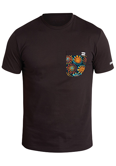 BILLABONG Team Pocket - Camiseta para Hombres - Azul