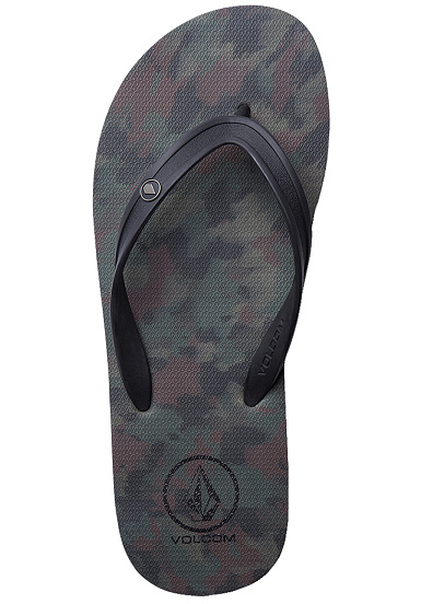 c60c1985defe0b Volcom Rocker 2 Solid - Sandals for Men - Camo - Planet Sports