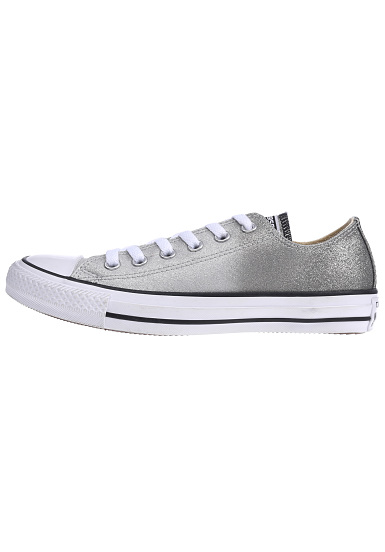 Converse Chuck Taylor All Star OX - Zapatillas - Gris