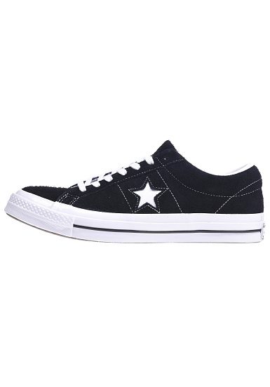 converse one star ox noir