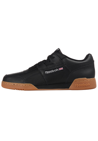 ef49923c3a850 Reebok Workout Plus - Baskets pour Homme - Noir - Planet Sports