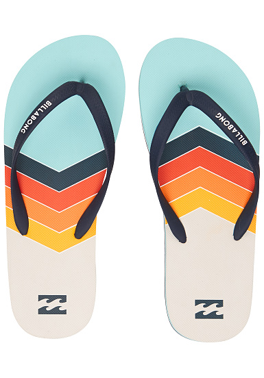 BILLABONG Tides North Point - Sandalias para Hombres - Verde