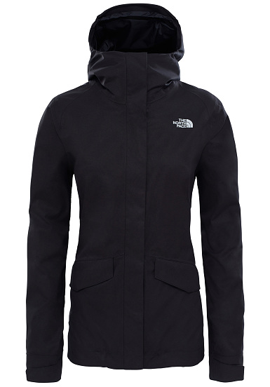 THE NORTH FACE All Terrain Zip-In - Chaqueta de outdoor para Mujeres - Negro