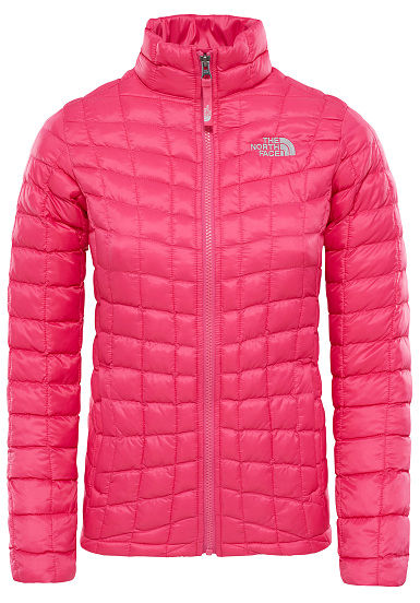 Face Thermoball Rosa North The Outdoor De Chaqueta Para Niñas qfw1TTg5an