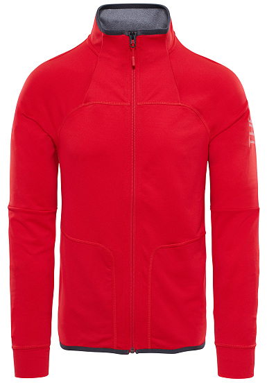 The North Face Ondras Fleece Jacket For Men Red Planet Sports