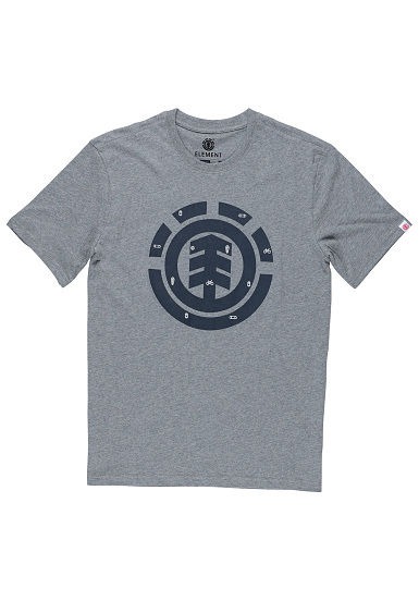 Element In A Day - Camiseta para Hombres - Gris