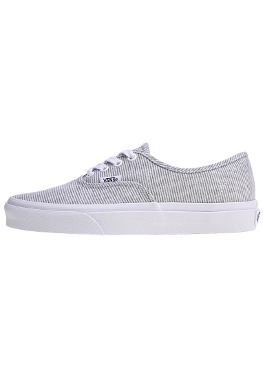 Vans Authentic - Zapatillas para Mujeres - Gris - Planet Sports 8d64cfc5f96