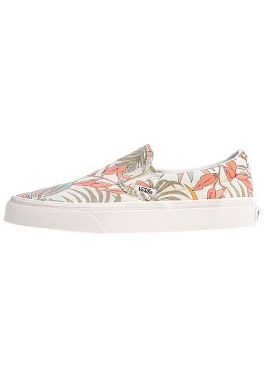 vans classic slip on dames