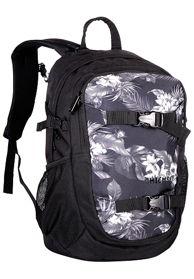 Chiemsee School Backpack - Mochila para Mujeres - Gris