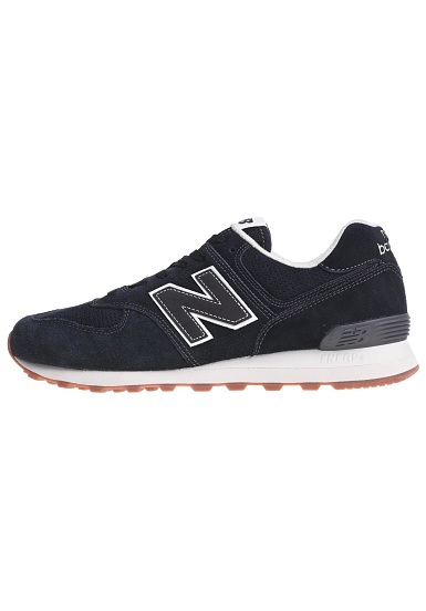 Noir Pour D New Ml574 Sports Balance Homme Planet Baskets YBw74wq
