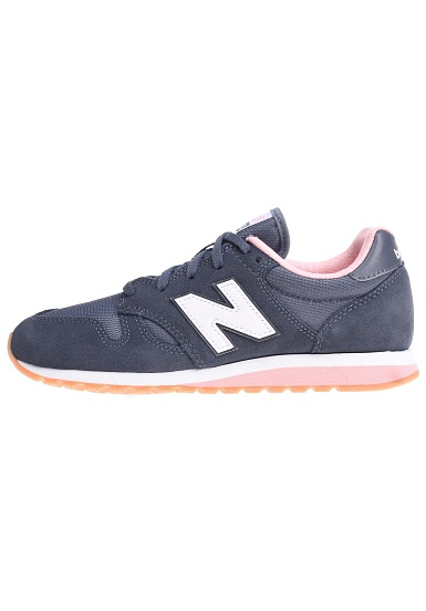 09e1ae4ae7d NEW BALANCE WL520 B - Sneakers for Women - Blue - Planet Sports