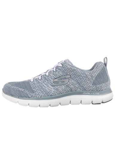 ce41f18c7d5 Skechers Flex Appeal 2.0 High Energy - Sneakers voor Dames - Blauw ...