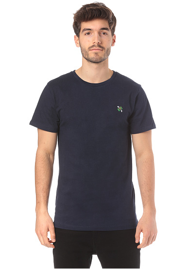 DEDICATED Stockholm Flying Dollar - Camiseta para Hombres - Azul
