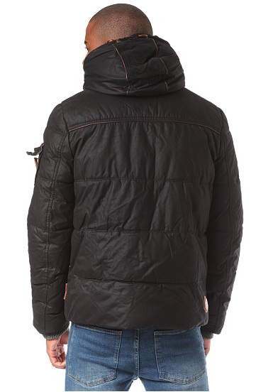 NAKETANO Italo Pop Jacket for Men Black