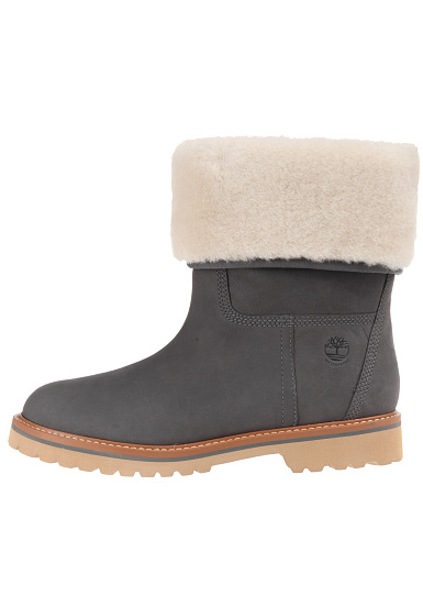 9a4cd08211464 TIMBERLAND Chamonix Valley - Bottes pour Femme - Gris - Planet Sports