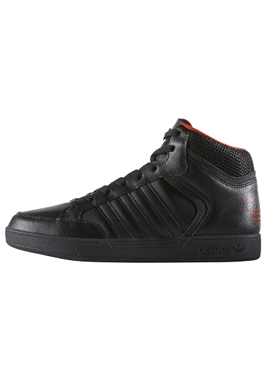 Adidas Originals Varial Mid Sneakers For Men Black Planet Sports