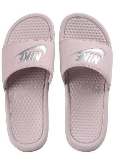 11049c9036396 NIKE SPORTSWEAR Benassi JDI - Tongs pour Femme - Rose - Planet Sports