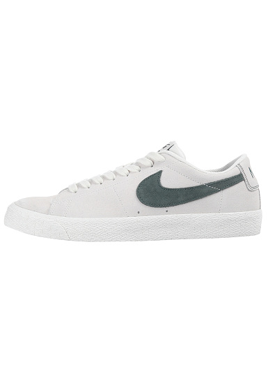 new arrival 570b9 2ccf6 NIKE SB Zoom Blazer Low - Sneakers voor Heren - Wit - Planet Sports
