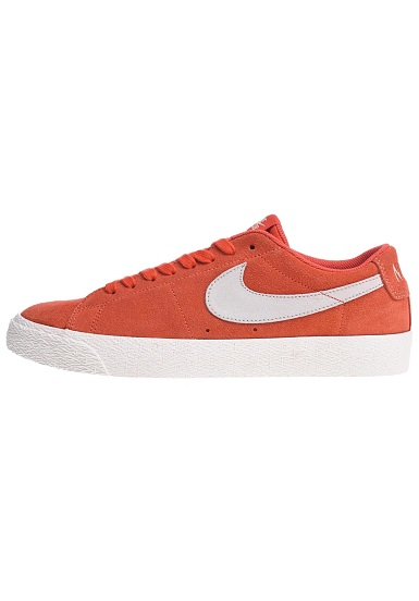 best sneakers 6ae0d e3e75 inexpensive cheap nike blazer low premium vintage suede orange red shoes  72db9 bafd9; discount code for nike sb zoom blazer low sneakers for men  orange ...