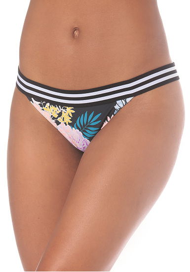 ba01c46045 Rip Curl Delilah Skimpy Banded - Bikini Bottom for Women - Black ...