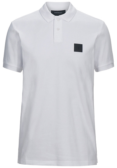 PEAK PERFORMANCE Original - Polo para Hombres - Blanco