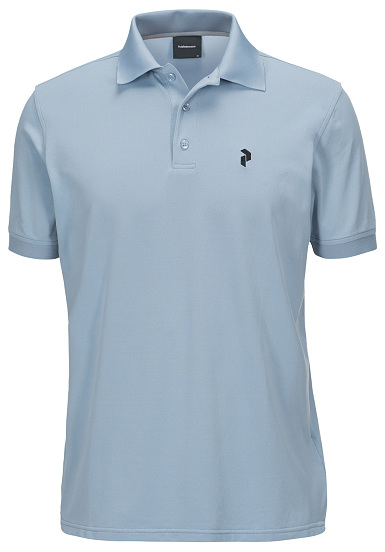 PEAK PERFORMANCE Tech - Polo para Hombres - Azul