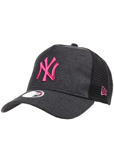 6c8272cdff30aa NEW Era A-Frame New York Yankees - Trucker Cap for Women - Grey ...
