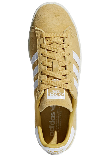 ADIDAS ORIGINALS Campus Sneakers voor Heren Geel