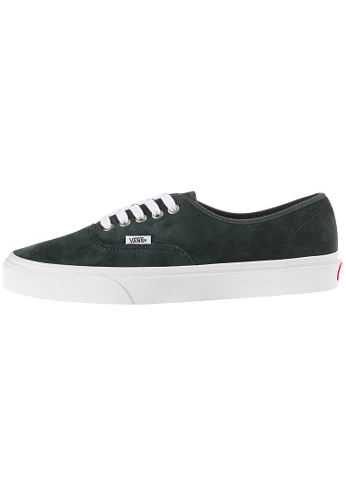 vans authentic groen