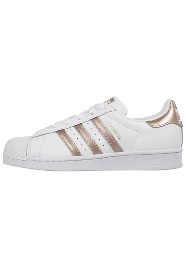 adidas originals superstar dames wit