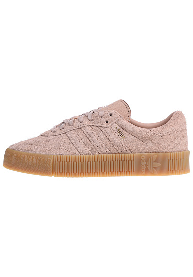 5cadd52faef ADIDAS ORIGINALS Sambarose - Sneakers for Women - Pink - Planet Sports