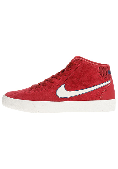 NIKE SB Bruin Hi - Sneakers for Women - Red - Planet Sports 241548c016