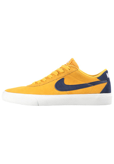 classic style arriving most popular NIKE SB Bruin Low - Baskets pour Femme - Jaune