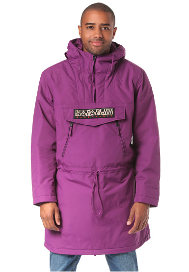 56fe3aeba1c Napapijri Rainforest - Veste pour Homme - Violet - Planet Sports