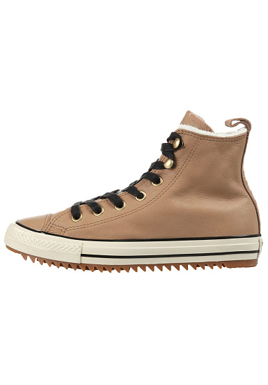 b338e4d56a86 Converse Chuck Taylor All Star Hi - Sneakers for Women - Brown ...