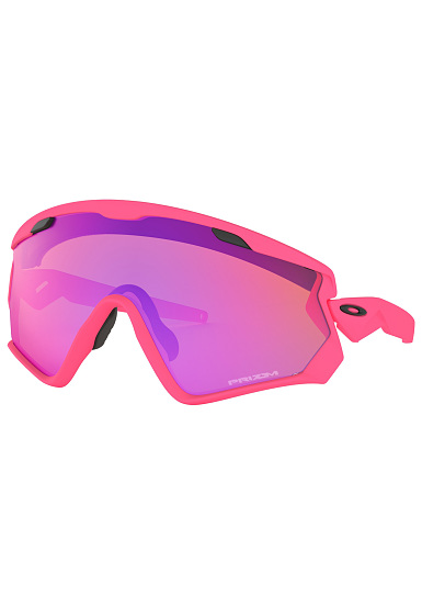 OAKLEY Wind Jacket 2.0 - Lunettes de soleil - Rose - Planet Sports 4180d99d2957