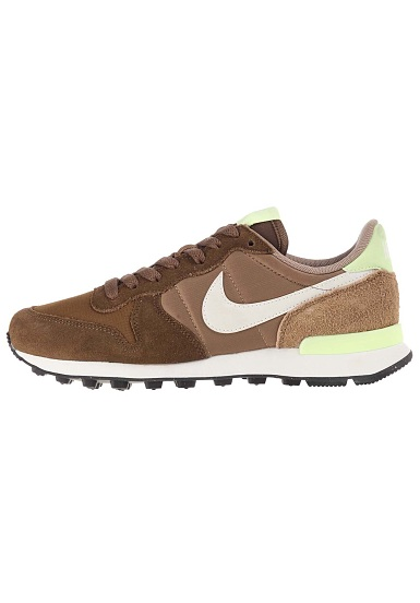 online store fdc2d 2dc1c NIKE SPORTSWEAR Internationalist - Baskets pour Femme - Marron