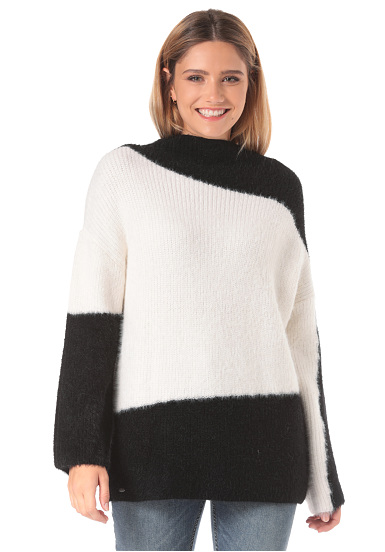 new high speical offer biggest discount OXBOW Parana - Pull pour Femme - Blanc