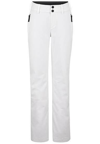 Fire Ice Feli Pantalons De Ski Pour Femme Blanc Planet Sports