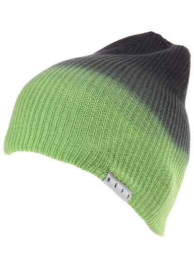 NEFF Duo Wash - Beanie - Green - Planet Sports 91c13176200